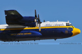 USMC Blue Angels C-130T Fat Albert (New Bert) #164763 military air show aviation stock photo #6221