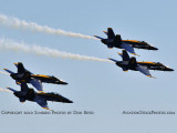The Blue Angels at Wings Over Homestead practice air show at Homestead Air Reserve Base aviation stock photo #6251
