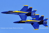 The Blue Angels at Wings Over Homestead practice air show at Homestead Air Reserve Base aviation stock photo #6305