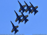 The Blue Angels at Wings Over Homestead practice air show at Homestead Air Reserve Base aviation stock photo #6323