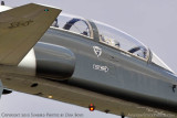 USAF T-38 Talon final approach to OPF military aviation stock photo #6417