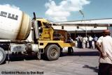 Maule cement truck loses to Dominicana B727-1J1 HI-212 photo #AI70s DO B727_Maule