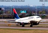 Delta Airlines B737-232 N310DA aviation airline stock photo #9840