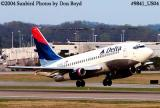 Delta Airlines B737-232 N310DA aviation airline stock photo #9841