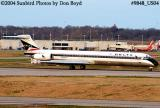 Delta Airlines MD-88 N999DN aviation airline stock photo #9848