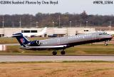 United Express (Mesa Airlines) CL-600-2C10 N515MJ aviation airline stock photo #9878