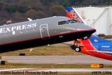 United Express (Mesa Airlines) CL-600-2C10 N515MJ aviation airline stock photo #9879