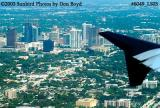 2003 - Downtown Ft. Lauderdale landscape aerial stock photo #6049