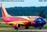 Southwest Airlines B737-3H4 N383SW Arizona One aviation airline stock photo #6283