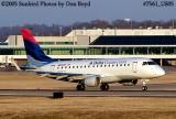 Delta Connection (Shuttle America) EMBRAER ERJ-170 N863RW aviation airline stock photo #7561