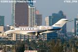 CB Richard Ellis Inc.'s Cessna Citation 750 N946QS corporate aviation stock photo #7858