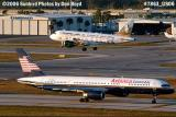 North American (leased short term by Avianca) B757-28A N752NA aviation airline stock photo #7863