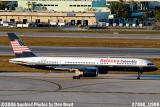 North American (leased short term by Avianca) B757-28A N752NA aviation airline stock photo #7866