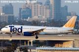 United Airlines Ted A320-232 N440UA aviation airline stock photo #7991