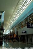 Terminal D at Dallas/Ft. Worth International Airport stock photo #8808
