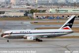 The Farewell Tour of Delta Air Lines' B767-232 N102DA The Spirit of Delta at FLL Stock Photo Gallery