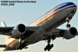 American Airlines B777-223(ER) N752AN airline aviation stock photo #0329