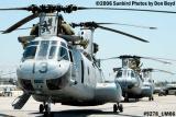 USMC CH-46E Sea Knights military air show stock photo #9278
