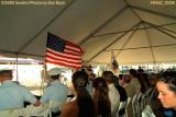 USCGC GENTIAN (WIX 290) decommissioning ceremony audience stock photo #9452
