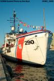 USCGC GENTIAN (WIX 290) after her decommissioning ceremony stock photo #9483
