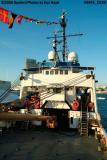 USCGC GENTIAN (WIX 290) after her decommissioning ceremony stock photo #9489