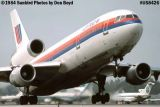 1984 - United DC10-10 N1829U airline aviation stock photo #US8426