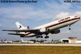 Laker Airways DC10-30 N833LA (ex Aeromexico XA-DUH and N8228P) airline aviation stock photo #US96_N833LA