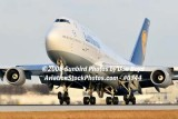 2008 - Lufthansa B747-430 D-ABVR airline aviation stock photo #0744