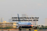 2008 - American Airlines A300-605R N34078 airline aviation stock photo #0758