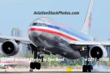 2008 - American Airlines A300-605R N19059 landing at MIA in crosswind aviation stock photo #1077