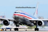 2008 - American Airlines A300-605R N19059 landing at MIA in crosswind aviation stock photo #1078
