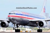 2008 - American Airlines A300-605R N19059 landing at MIA in crosswind aviation stock photo #1079