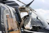2008 - N407TT midair collision with a large bird photo #0187