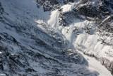 No Dice Lake & Rock Glacier:  Big Craggy, W Face  (BCraggy112308-_52.jpg)