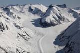 South Sawyer Glacier:  Unnamed Tributary Glacier  (StikinePM042909--_104.jpg)