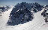 Ratz, Mussell, Noel, & Triumph Glacier, View S/SW  (Stikine042809--_072.jpg)