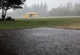 Thunderstorm At Concrete Airport  (ConcAirprt072409-22adjPF.jpg)