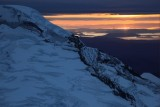 Upper Park Glacier Headwall & NE Ridge  (MtBaker100909-71adj.jpg)