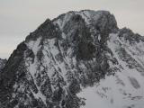 Fernow, Upper SW Face (Fernow120705-2adj.jpg)