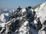 Sherpa, Upper NE & N Faces, Detail (StuartEnchantments020906-088adj.jpg)