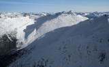 Unnamed Peak East Of Mt. Perry, View SE  (Lillooet011508-_0261.jpg)