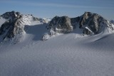 Upper Lord Glacier:  Tait & Unnamed Crags, View E  (Lillooet011508-_0310.jpg)