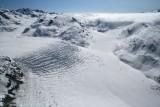 Franklin Glacier:  Upper Icefall, View E  (Waddington050908-_045.jpg)
