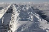 Robson Upper SE/Summit Glacier, View N  (Robson051508-_140.jpg)