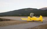 Valemount, BC:  Ready To Depart For Ft. Nelson  (MtFlight051608-864.jpg)