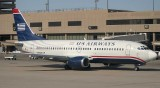 US Airways 737-300 taxi at PHX