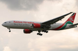 An African visitor to LHR