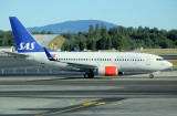 SAS 737-600, the small brother in the B-737 family