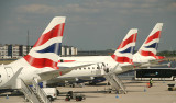BA tails in LCY
