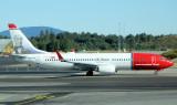 Norwegian B-737-800
